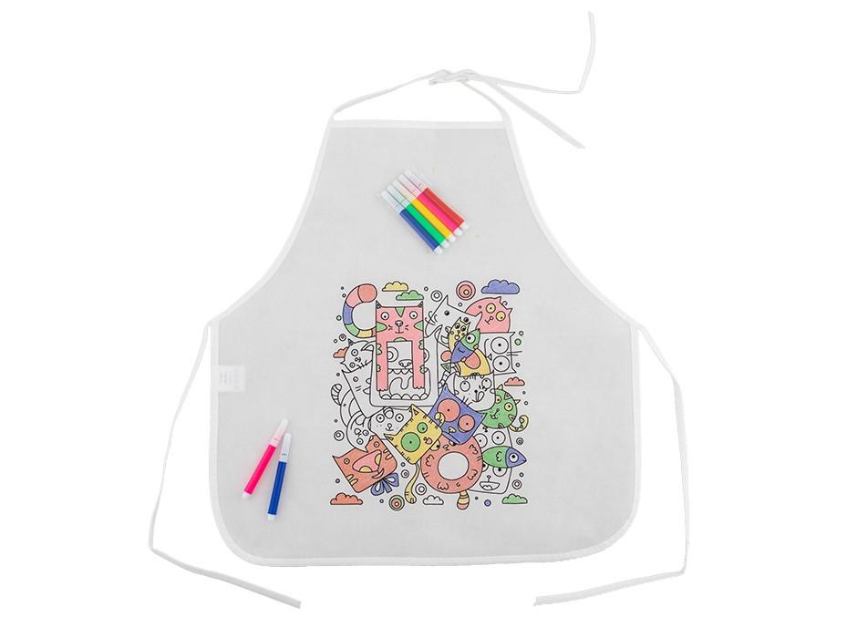 Kids apron2d9a2187