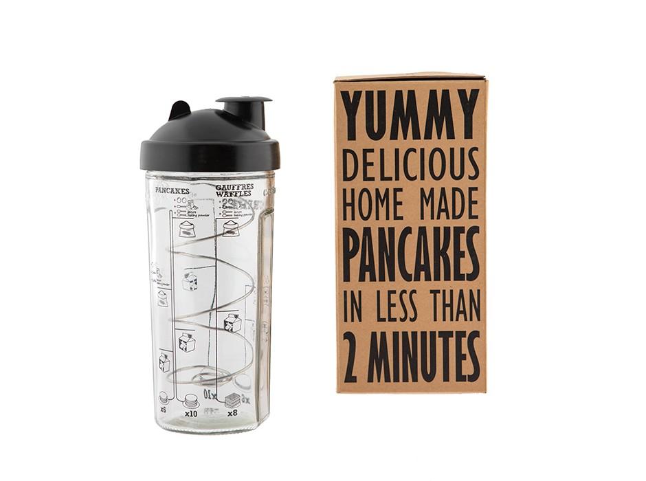 Shaker pancakes