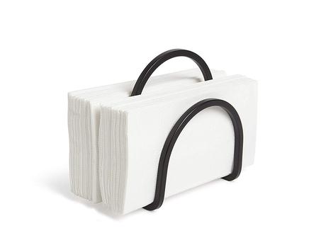 Large napkin first