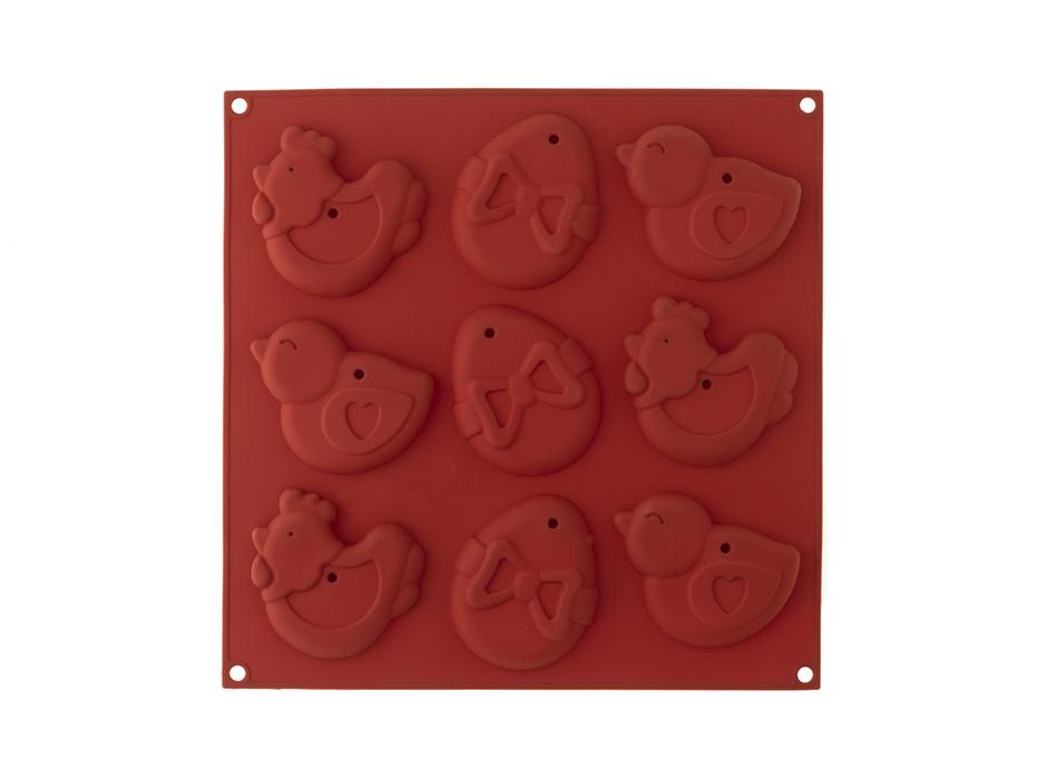 Pasxalini forma silikonis  14 4 21